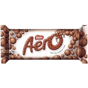 Aero Bar Chocolate