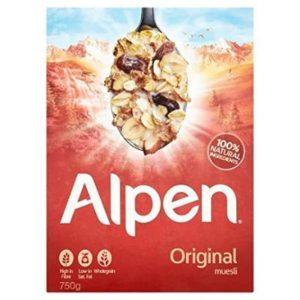 Alpen 750g