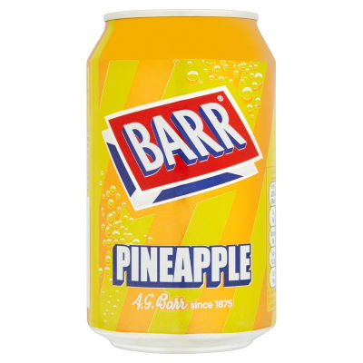 Barrs Pineapple