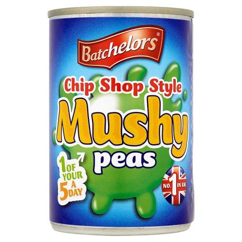 Batchelor Mushy Peas Chip Shop