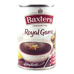 Baxters Royal Game Soup