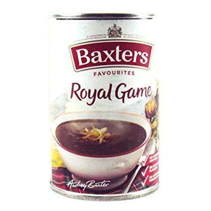 Baxters Royal Game Soup