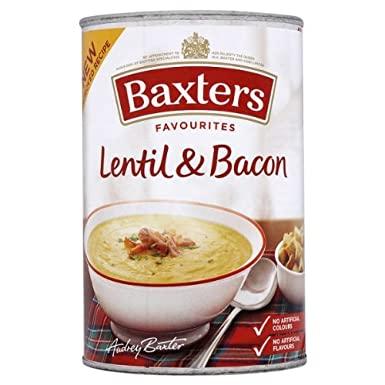 Baxters Soup Lentil & Bacon