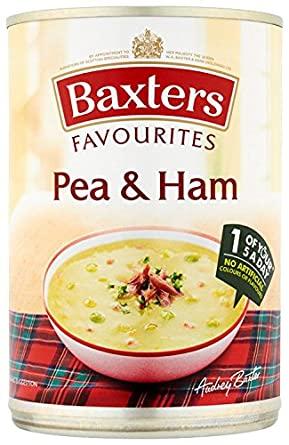 Baxters Soup Pea & Ham