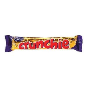 Cadbury Crunchie Bar