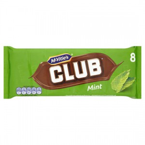 Club Mint Biscuits