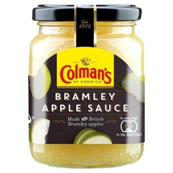 Colmans Bramble Apple Sauce