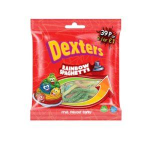 Dexters Rainbow Spaghetti