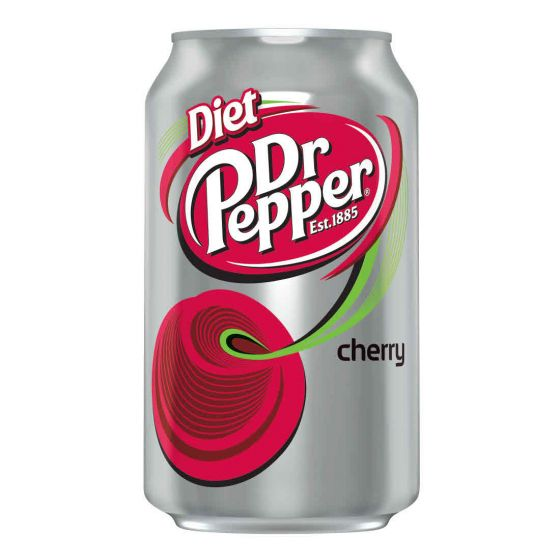 Dr Pepper Cherry Zero