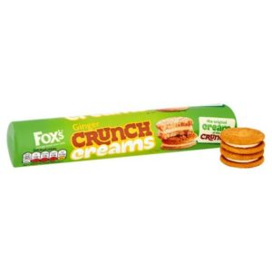 Fox's Ginger Crunch Creams