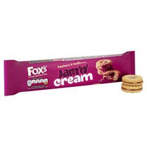Fox's Jam & Creams