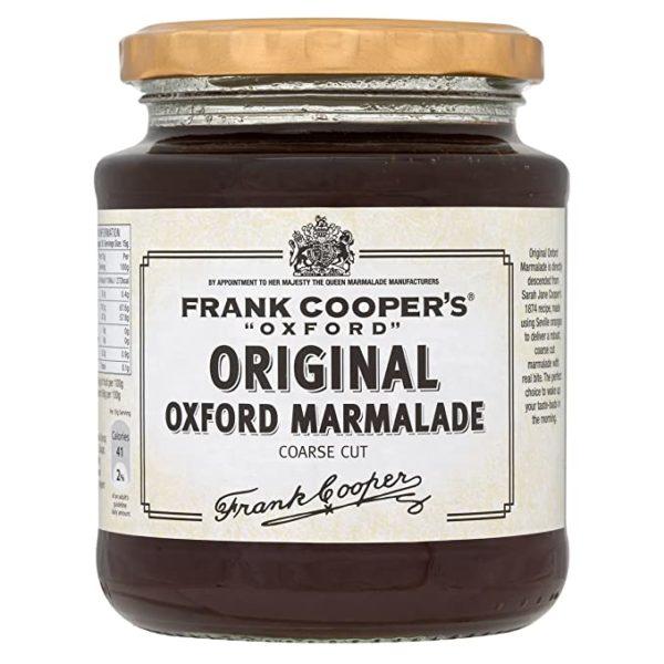 Frank Cooper Marmalade Course Cut
