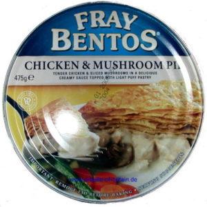 Fray Bentos Pies Chicken & Mushroom