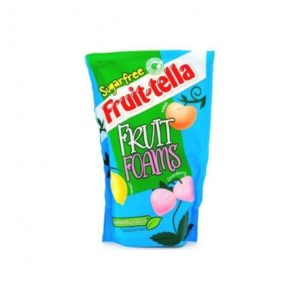 Fruitella Sugar Free Fruit Foams