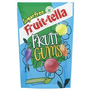 Fruitella Sugar Free Fruit Gums
