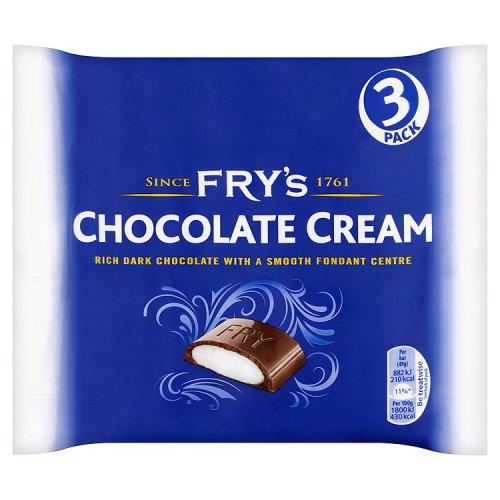 Fry's Chocolate Cream 3 Pack