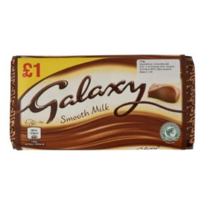 Galaxy Hazelnut Bar