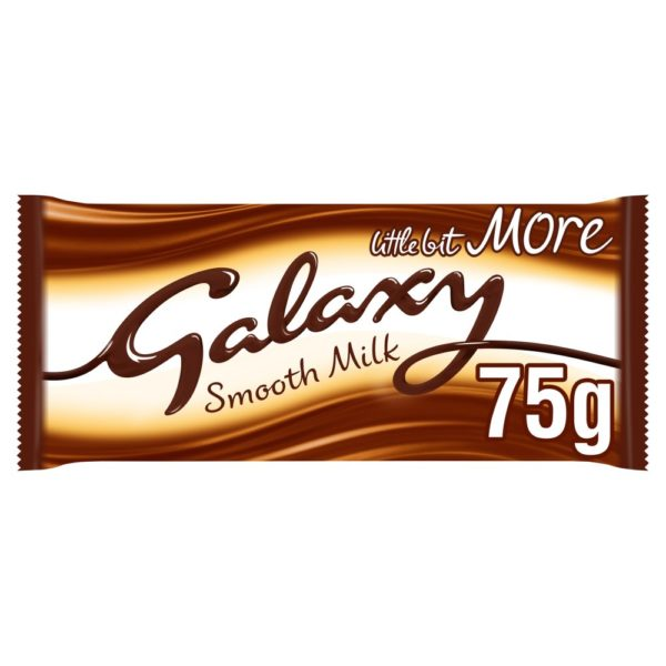 Galaxy Milk Bar 75g
