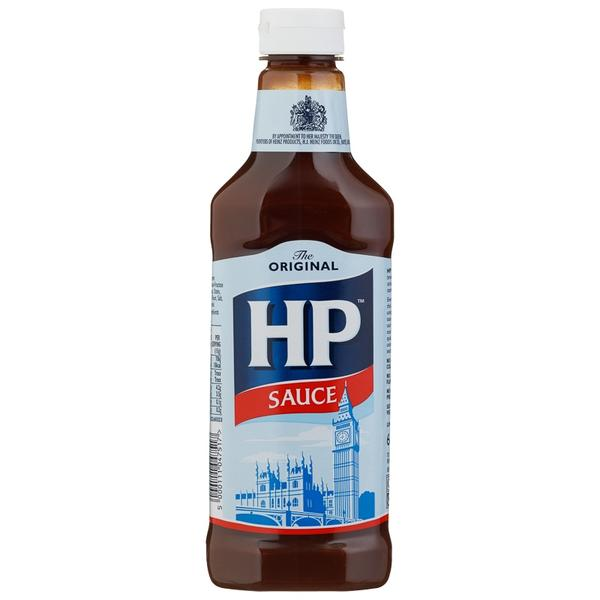 HP Sauce Plastic Bottle