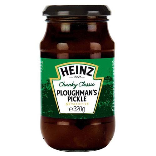 Heinz Pickle Plougmans