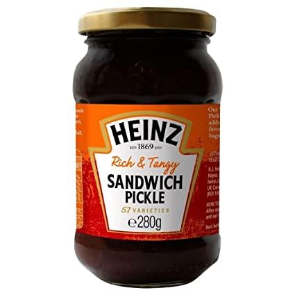 Heinz Pickle Tangy Sandwich