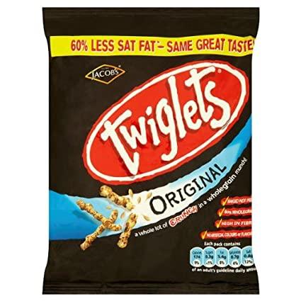 Jacobs Twiglets