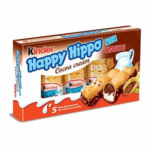 Kinder Happy Hippo Chocolate