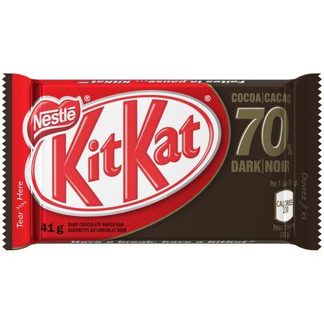 Kit Kat Dark 4 finger