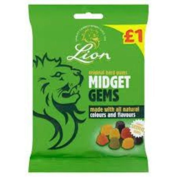 Lions Midget Gems