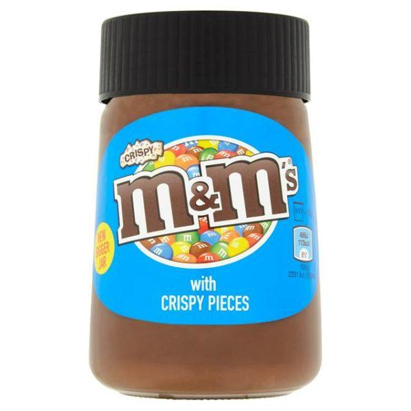 M&M Crispy Spread