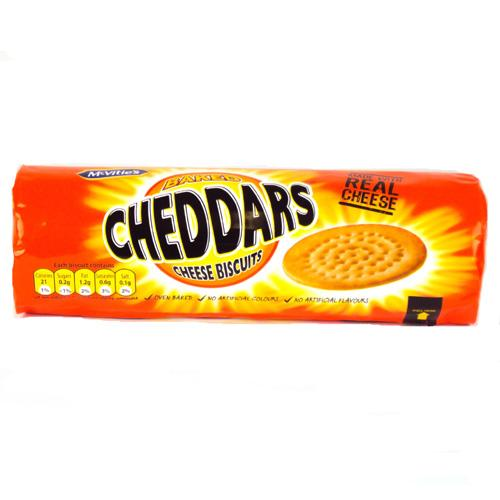 McVities Cheddars