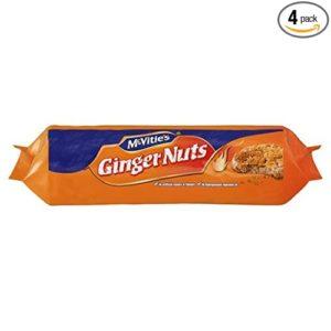 McVities Gingernuts