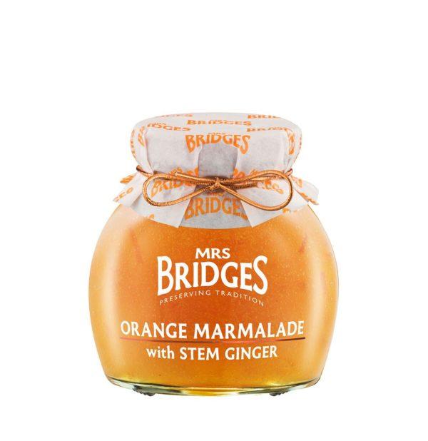 Mrs Bridges Orange Marmalade With Ginger