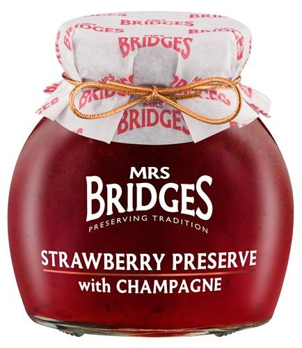 Mrs Bridges Strawberry and Champagne
