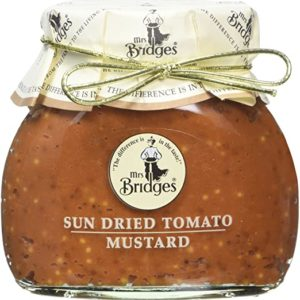 Mrs Bridges Sundried Tomato Mustard
