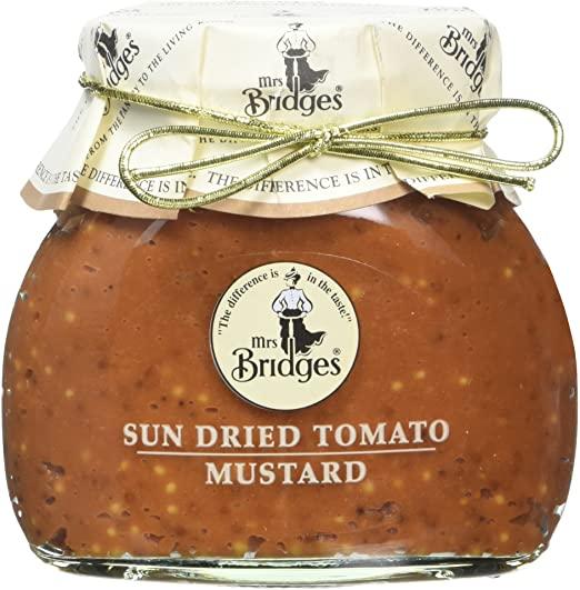 Mrs Bridges Sundried Tomato Mustard