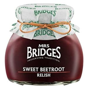 Mrs Bridges Sweet Beetroot Relish