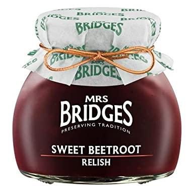 Mrs Bridges Sweet Beetroot Relish