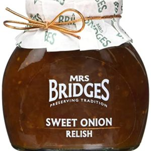 Mrs Bridges Sweet Onion Relish