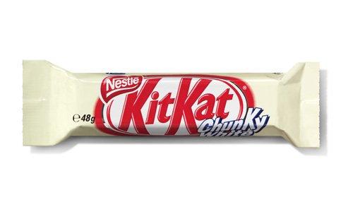 Nestle Kit Kat Chunky White
