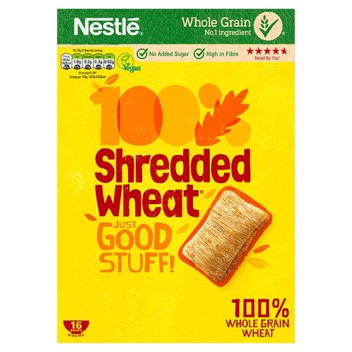 Nestle Shredded Wheat