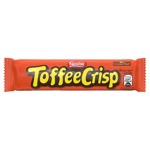 Nestle Toffee Crisp