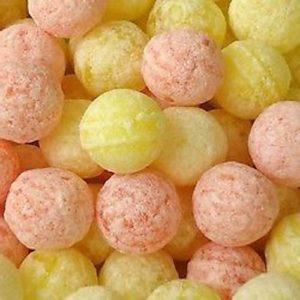 Orange And Lemon Fizz Balls