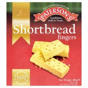 Pattersons Shortbread