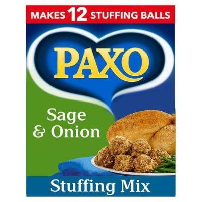 Paxo Sage & Onion Stuffing Mix