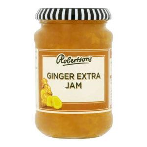 Robertsons Ginger Jam
