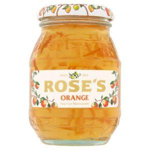 Roses Marmalade Orange