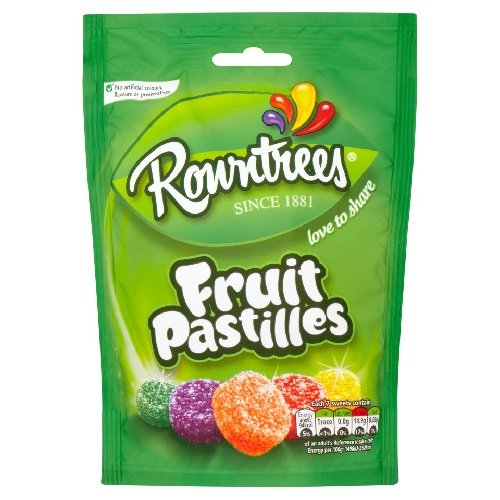 Rowntree Fruit Pastille Bags