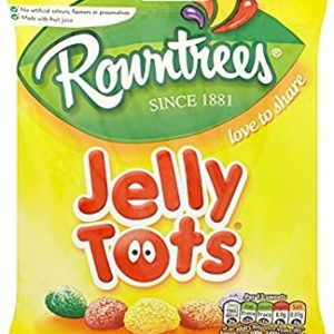Rowntree Jelly Tots Bags