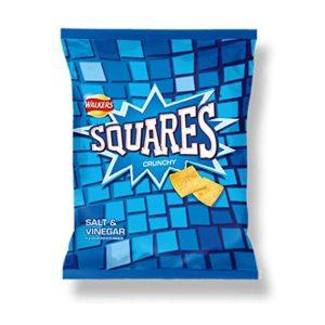 Squares Salt & Vinegar